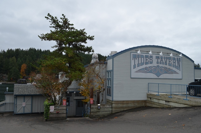 Read more: Gig Harbor's Famous Tides Tavern